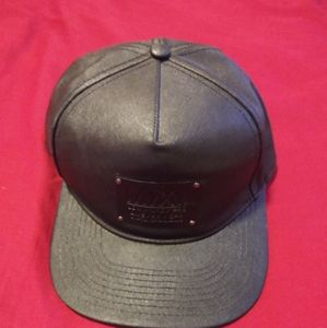 Men's Black MXMM Divinchy Fitted Hat